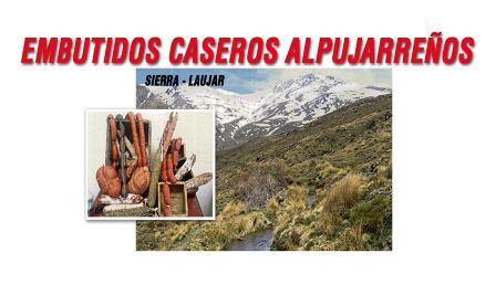 Embutidos caseros alpujarrenos, Almeriasabor