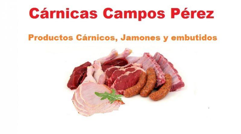 Cárnicas Campos Pérez productos de laujar -jamones y embutidos tipicos - Almería sabor los sabores de Almería