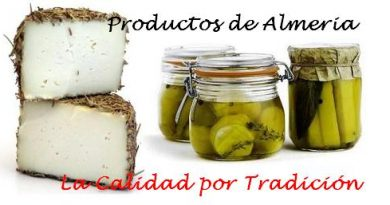 El pastor del Almanzora - Queso de Cabra de Almeria - productos de Almeriasabor los sabores de Almeria